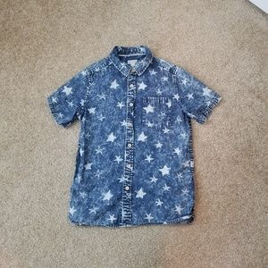 Cat and Jack Star, H&M 2 Button Down Shirts